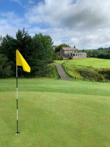 Golf Field - Bellingham Golf Club